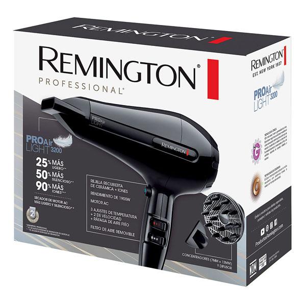 Fotografía de Secador Remington Pro Air Light 02
