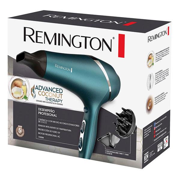 Fotografía de Secador Remington Advanced Coconut Therapy 02