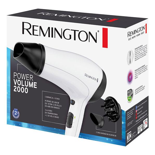Fotografía de Secador Remington Power Volumen 2000 02