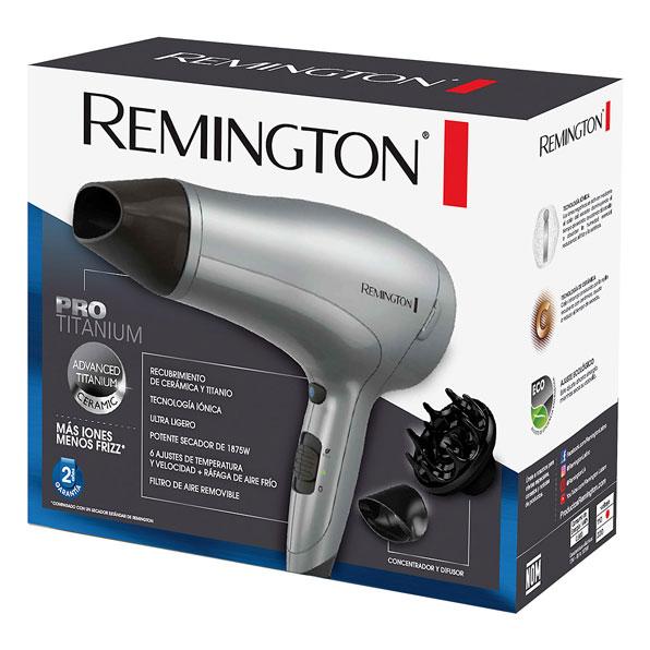 Fotografía de Secador Remington Pro Titanium 02