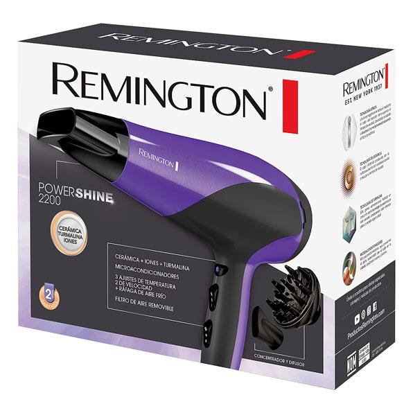 Fotografía de Secador Remington Power Shine 02