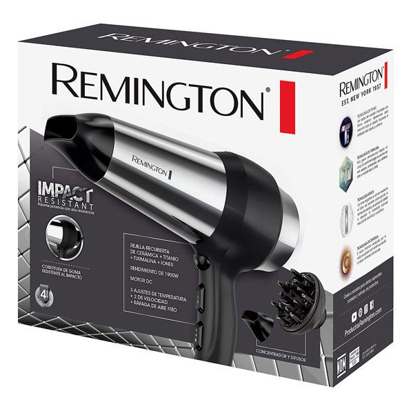 Fotografía de Secador Remington Impact Resistant 02