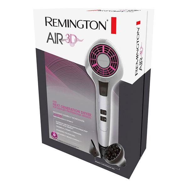 Fotografía de Secador Remington Air3D 02
