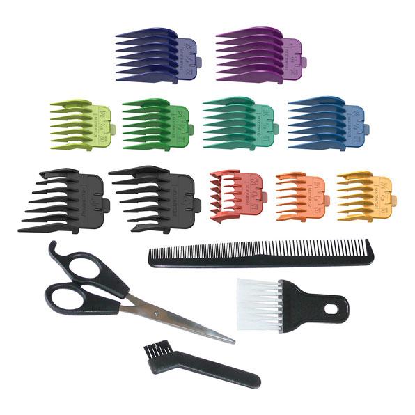 Fotografía de Cortadora De Cabello Remington Total Grooming Color Kit 07