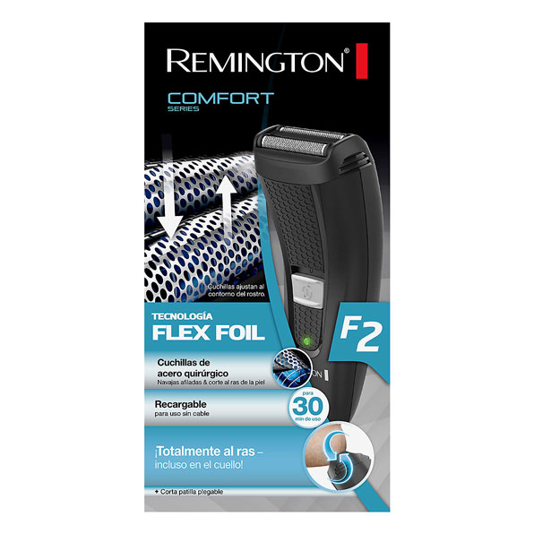 Fotografía de Afeitadora De Láminas Remington Comfort Series 02