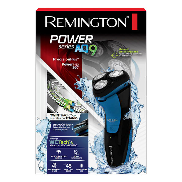 Fotografía de Afeitadora Rotativa Remington Power Series Aqua 02