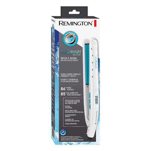 Fotografía de Plancha Alisadora Remington Wet2Straight Sales de Mar 02