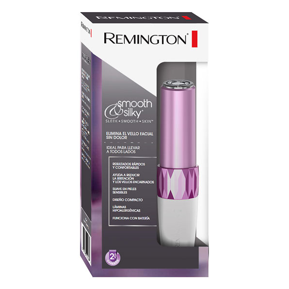 Fotografía de Afeitadora Facial Remington Smooth & Silky 02