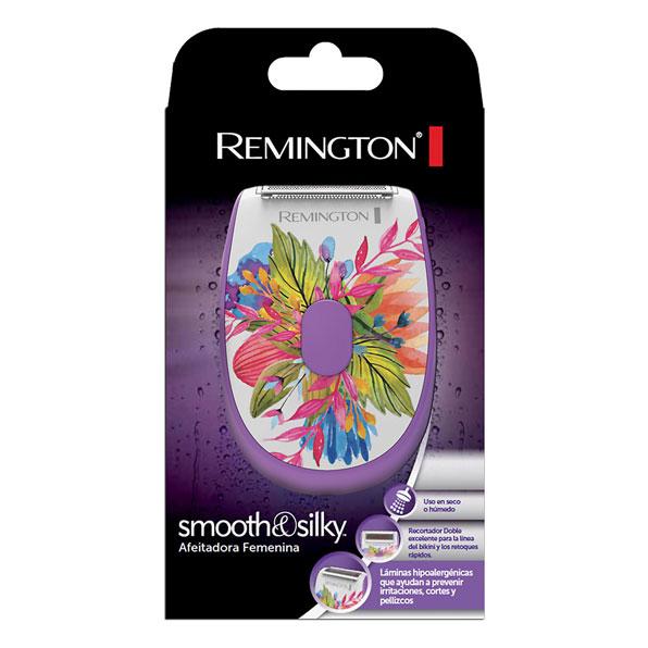 Fotografía de Afeitadora eléctrica Remington Smooth & Silky 02