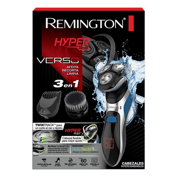 Fotografía de Afeitadora Rotativa Remington Hyperflex 3 En 1 02