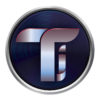 Icono de Plancha alisadora con Tecnología de Titanio
