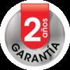 Icono de Plancha alisadora con 2 años de garantía