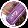 Icono de Plancha alisadora con Tecnología de Wet2Straight