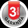 Icono de Plancha alisadora con 3 años de garantía