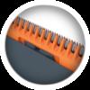 Icono de Afeitadoras de Láminas con tecnología Comfort Trim