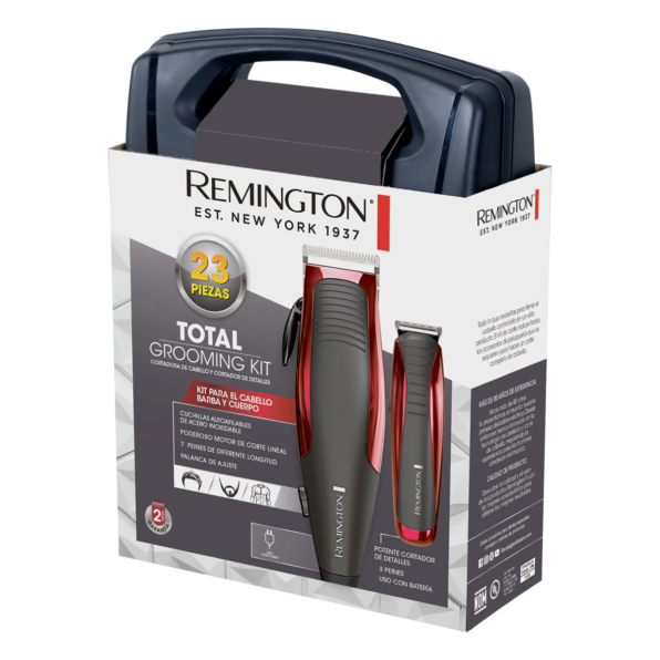 Fotografía de Cortadora De Cabello Con Detallador de Remington 02