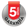 Icono de Cortadoras de cabello con 5 años de garantía